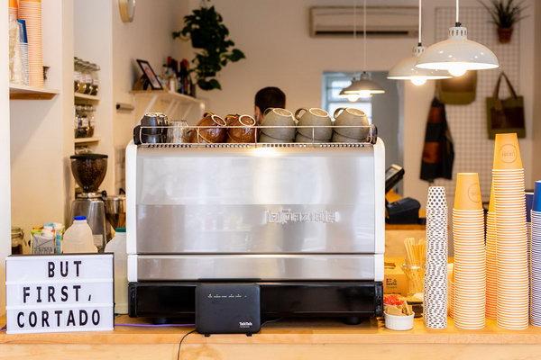 Cortado Cafe