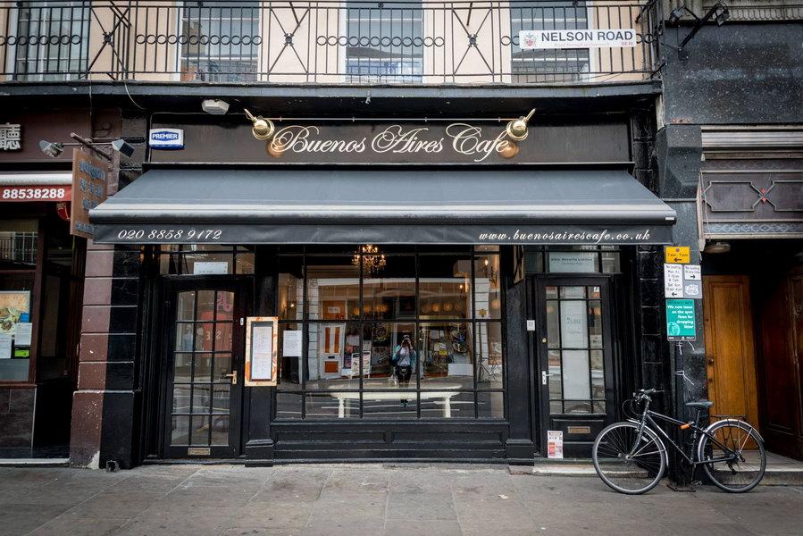 Buenos Aires Cafe Black Heath
