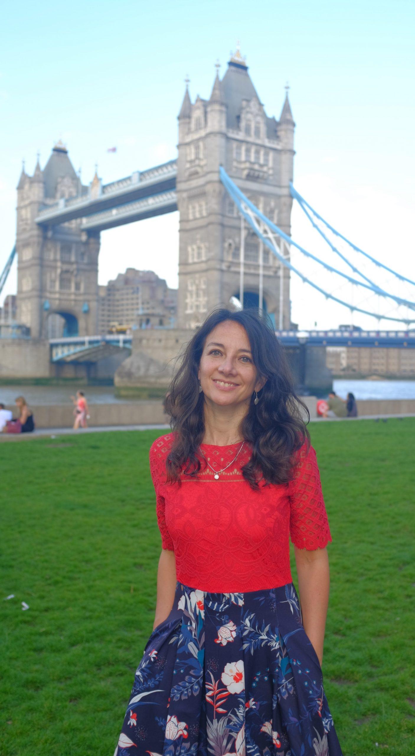 Traductor en Londres