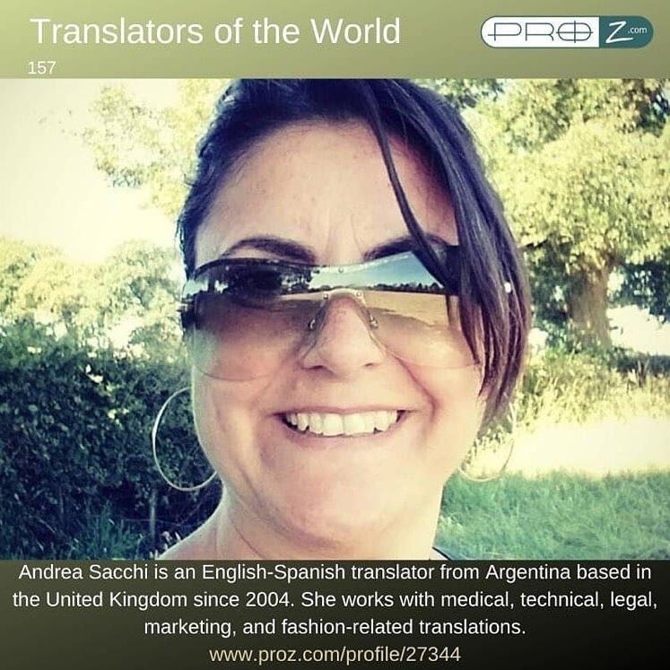 Andrea Sacchi – AS Language Services
